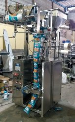 Pneumatic FFS Machine For Namkeen Packing