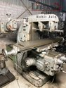 Universal Milling Machine With Many Heads