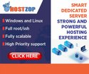 Dedicated Web Hosting Service