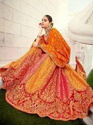 Bridal Designer Lehenga
