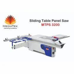 Automatic Sliding Table Panel Saw Machine