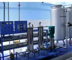 Automatic Reverse Osmosis Plants