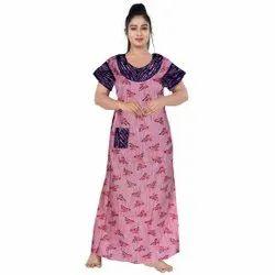 Women Cotton Sleepwear, Size: UPTO 44 XXL