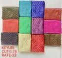 Keyuri Jacquard Blouse Fabric