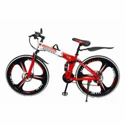Carbon Steel BMW Folding Bicycle