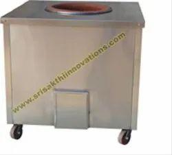 srisakthiinnovations Stainless Steel Tandoor, For Restaurant