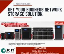 8 Core Server Rental Services For Corporate, Hard-Disk: 1TB