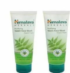 Herbal Himalaya Purifying Neem Face Wash, Gel, Packaging Size: 100 Ml