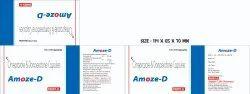 Amoze D Omeprozole And Domperidone, Prescription