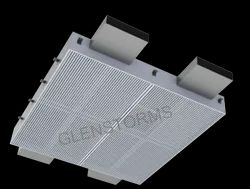 Steel Powder Coated Laminar Flow Diffuser With Hepa Filter Operation Theater, For Hospitals