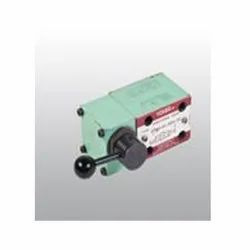 Manually Operated Directional Valve