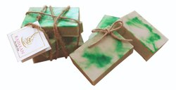 Raihaan Milk Eucalipto Bath Soap 100 Grams, For Bathing