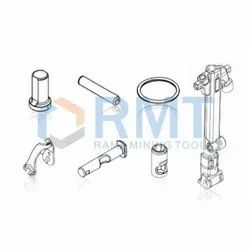 Spare Parts for RMT-RTEX