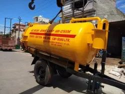 Sewage Septic Tanker Cleaning Machine