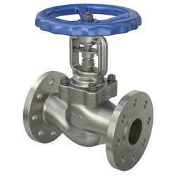 High Pressure Steel Industrial Valve, For 180 Pa
