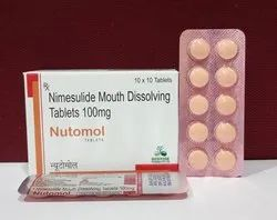 Nimesulide Mouth Dissolving Tablets