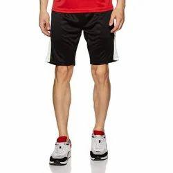 Polyester Plain Mens Athletic Shorts, Size: Medium