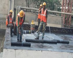 Shivam PRS APP Waterproofing Membrane, Black