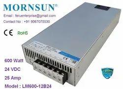 Mornsun LM600-12B24 Power Supply