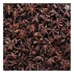Brown Star Anise, Packaging Type: Bag, Packaging Size: 20 kg