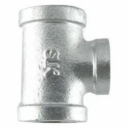 Galvanized Iron Tee