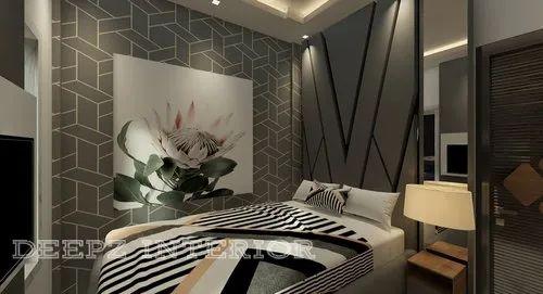 Modern Bedroom Interior Designing Service