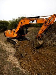 Excavators Earth Moving Equipment Rental Services