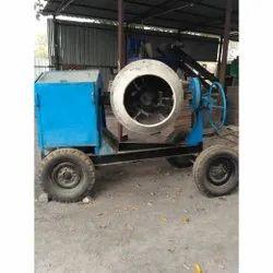 Electric Semi-Automatic Concrete Mixer Machines, 1400 Kg
