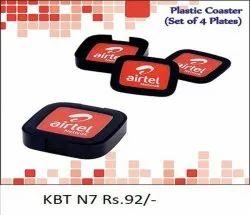 Plastic Coaster