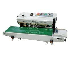 Continuous Band Sealer-Horizontal Model No.- VPS-CS-400-MS-HZ
