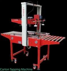 Carton Sealing And Taping Machine