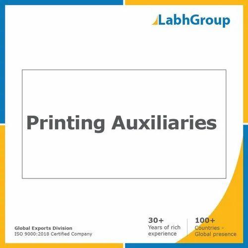 Printing Auxiliaries