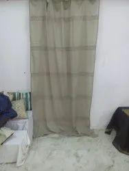 Polyester 8X4 Feet Fancy Door Curtain