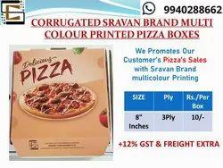 8x8x1.5 Sravan Nrand Pizza Boxes