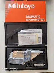 Mitutoyo Digital Micrometer 25-50MM