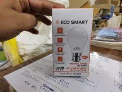 Syska Ceramic Quality Ready LED Bulb, For Indoor, Base Type: B22