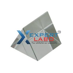 0.5 MM Transparent Glass Prism
