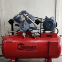 Naman - NS20 Single Stage Double Cylinder Reciprocating Air Compressor