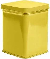 Golden Yellow Glossy Coating Powder