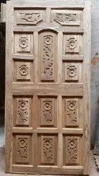 Solid Interior Membrane Doors