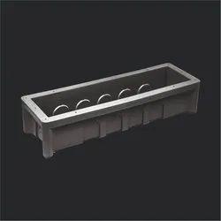 PVC Concealed Modular Box 8 Hz M - 8505