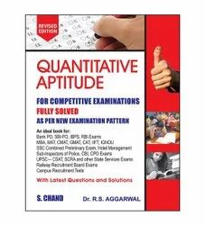 English Quantitative Aptitude By R S Aggarwal Book