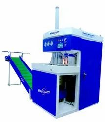 HIGH SPEED 3 CAVITY PET BLOWING MACHINE