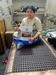 Tourmaline Heating Mattress Deliver In Maujpur Delhi