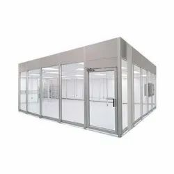 Glass Portable Clean Room