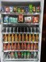 Automatic Snacks Vending Machine