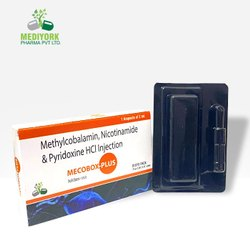 Methylcoablamin, Nicotinamide And Pyridoxine HCI Injection