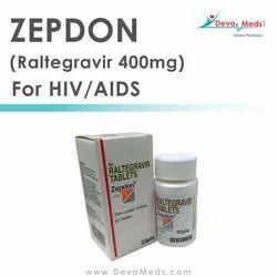 Zepdon 400mg Tablet