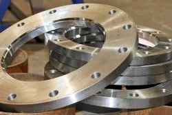 5 Inch Round Stainless Steel Flange