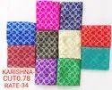 Karishna-1 Jacquard Blouse Fabric